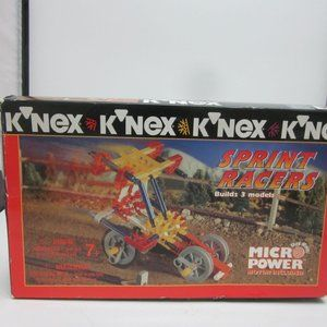 K'Nex Sprint Racers 1995